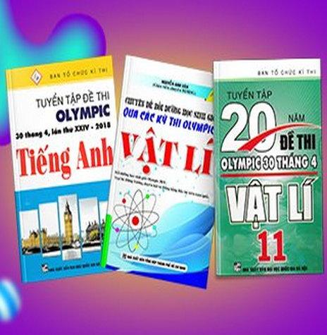 Sách tuyển tập đề thi Olympic 30-4